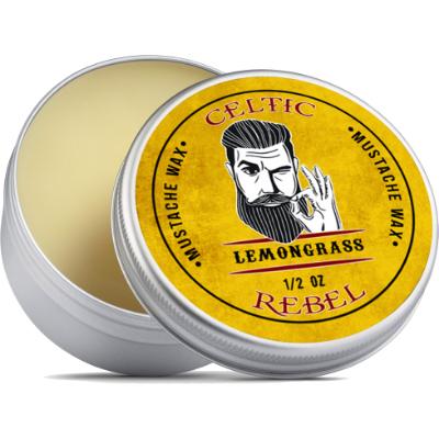 celtic rebel wax lemon grass